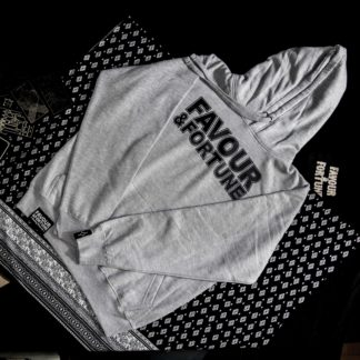 Favour and Fortune Originals Grey Hoodie